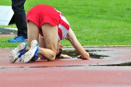 Runner photo, via Shutterstock