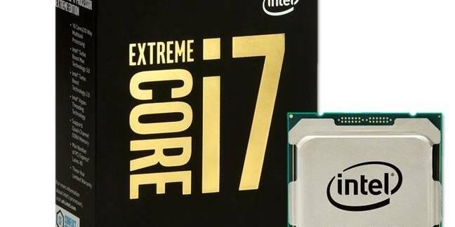 Intel i7 Extreme