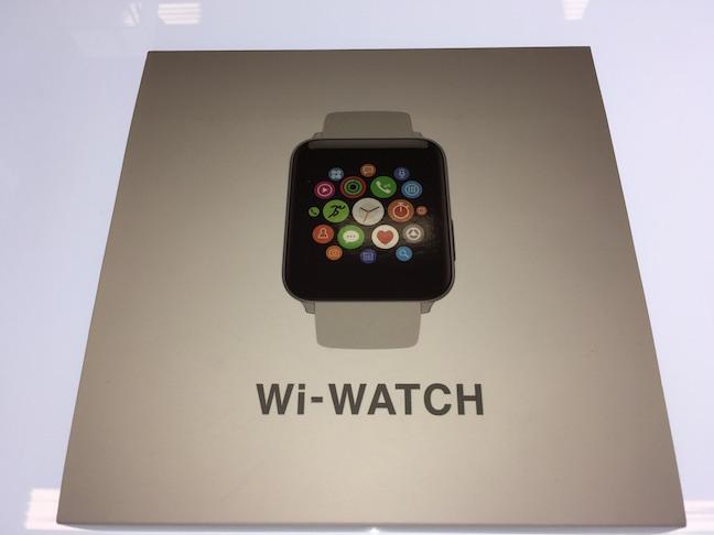 Fake apple watch