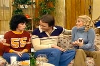 Still from tv show three's company  copyright  	DLT Entertainment The Program Exchange FremantleMedia /cbs