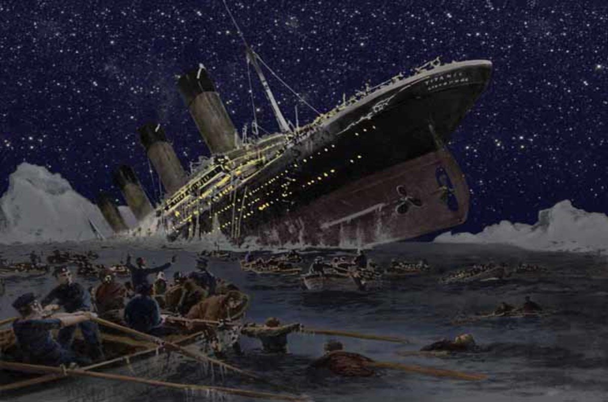 China Is Building A Full Scale Replica Of The Titanic To