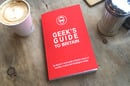 Geeks Guide book on coffee table, photo The_Register