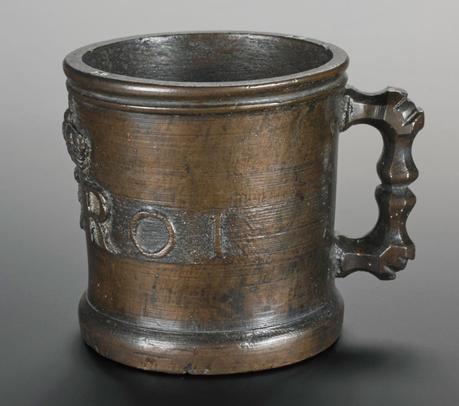 The bronze Exchequer standard Winchester pint measure. Pic: Science Museum