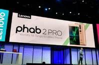 Lenovo Phab2 Pro unveiling