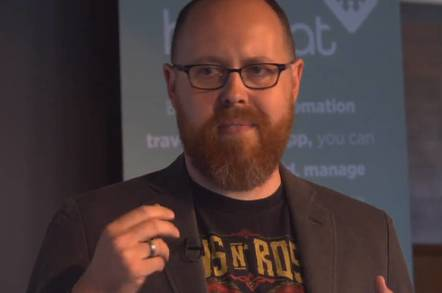 Adam Jacobs, Chef CTO and writer of Habitat