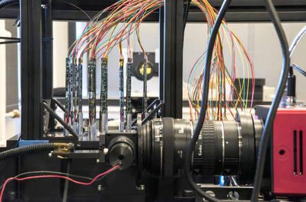The robotic proto-DESI