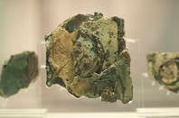 Antikythera Mechanism by https://www.flickr.com/photos/infanticida/  https://creativecommons.org/licenses/by-sa/2.0/ CC 2.0 Attribution-ShareAlike 2.0 Generic