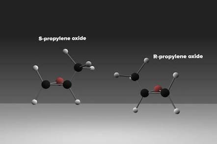 Chiral propylene oxide