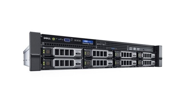 The Dell PowerEdge R530