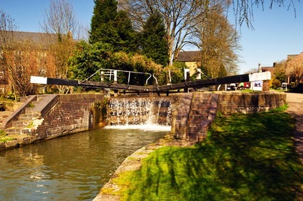 hertfordshire lock. Photo by shutterstock