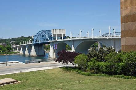 Ross Bridge in Chattanooga TN