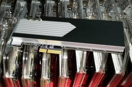 Micron 9100 NVMe HHHL SSD
