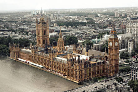 The Palace of Westminster. Pic: Misko, Flickr
