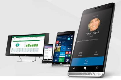 HP's forthcoming Elite X3 Windows Phone