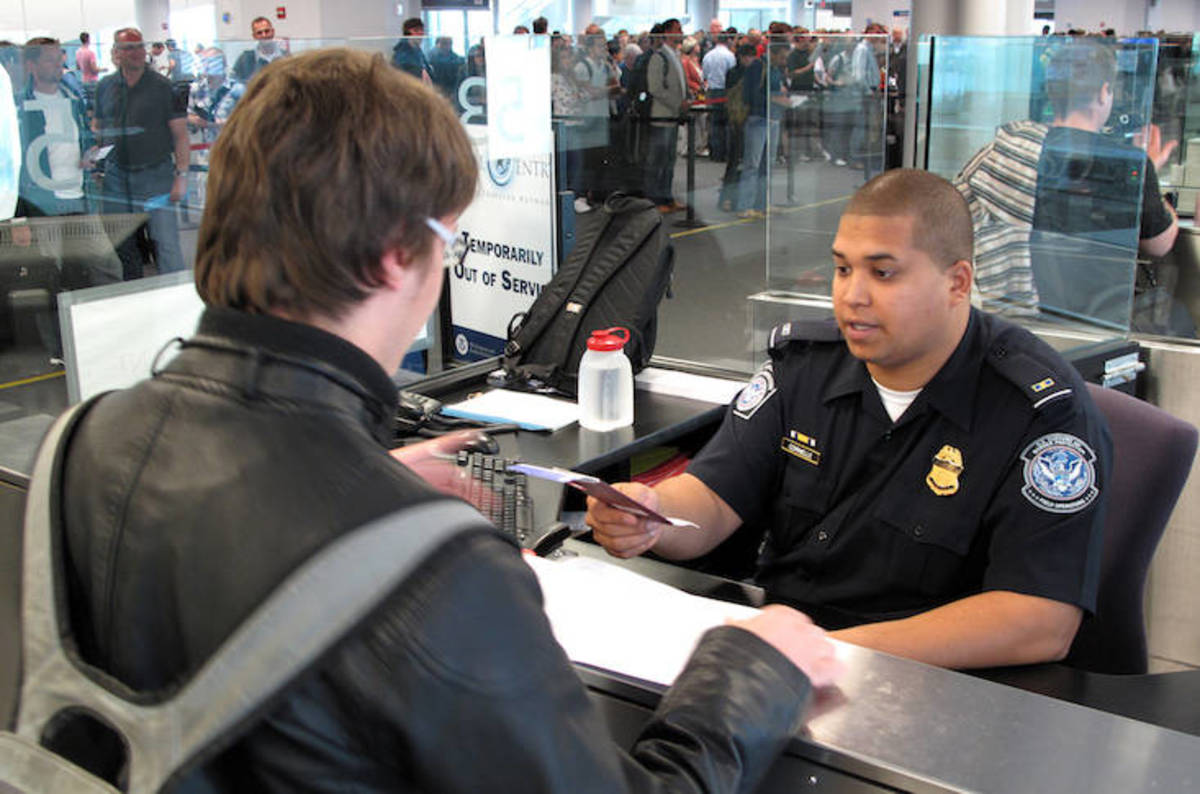 Passport And Binary Tree Code, Please:psci Quizzes At Us Border Just  Business As Usual €� The Register