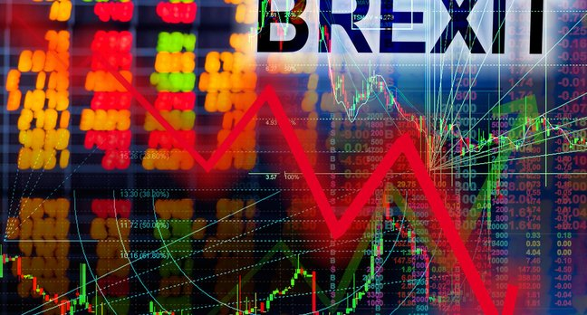 Brexit financial crash