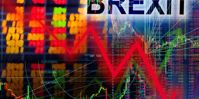 Brexit financial crash