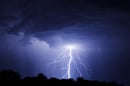 Lightning, photo via Shutterstock