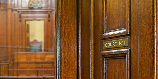 Crown courtroom. Pic: Shutterstock