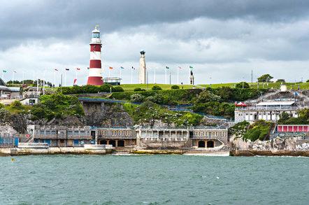 Plymouth Hoe, Devon. Pic: Shutterstock