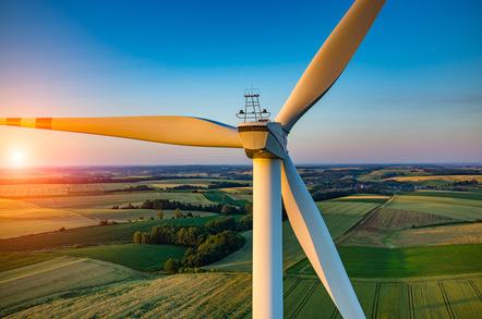 Wind turbine3, image via Shutterstock