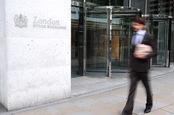 London stock exchange, photo via Shutterstock