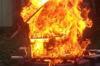 REID on fire