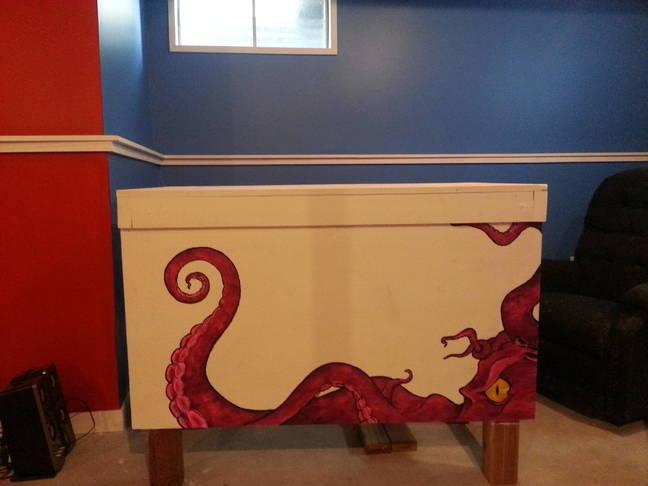 Trevor Pott's Desk