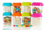 Tupperware image via Shutterstock