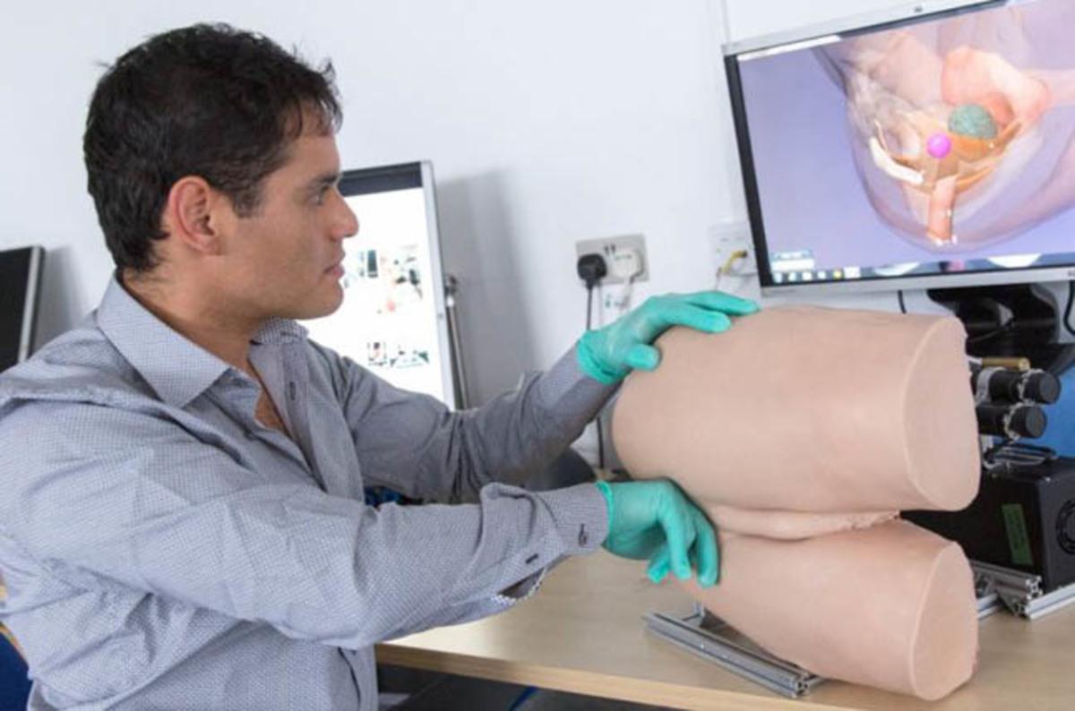 Behold the robot rectum medics relief the register fandeluxe PDF