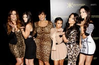 The Kardashians. Photo by Tinseltown/Shutterstock editorial use only MUST ATTRIBUTE