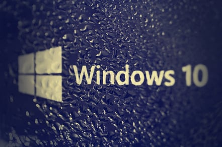Windows 10 by Anton Watman, image via Shutterstock