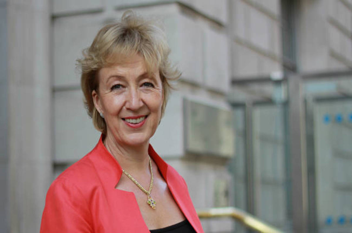 Wannabe Prime Minister Andrea Leadsom Thinks All Websites