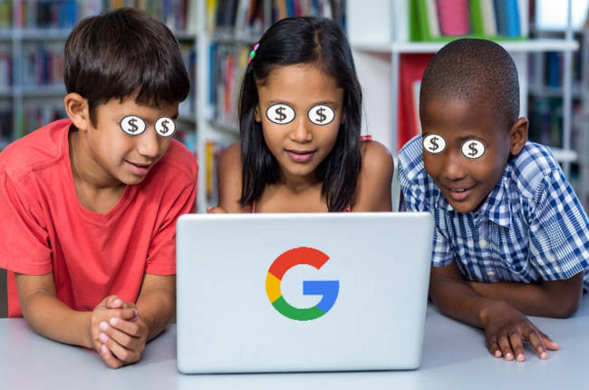 Boy, 12, gets €100k bill from Google after confusing Adwords with Adsense