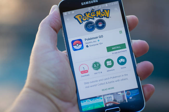 Server Capacity in Japan Not Currently Powerful Enough for Pokemon Go