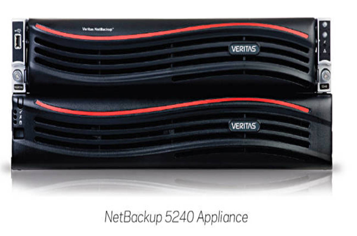 Veritas Netbackup 5240 Appliance Veritas Backup Appliance