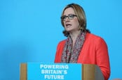 Amber rudd holds forth