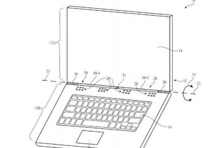 Apple patent drawing