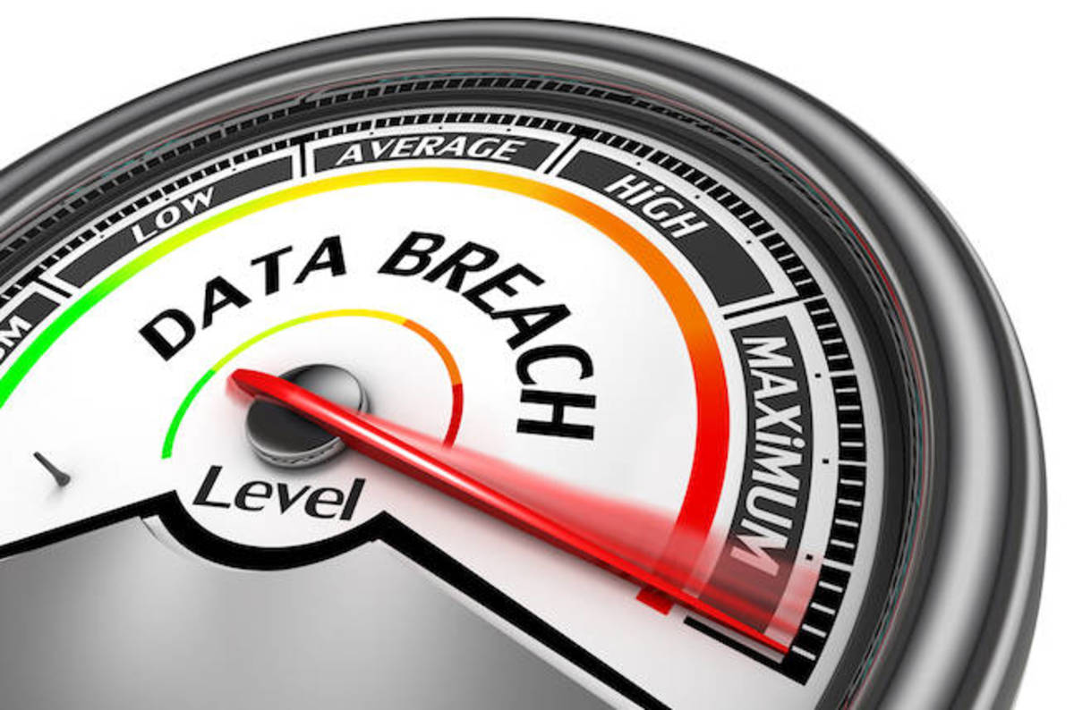 breach x Yahoo data breaches jump to navigation jump to search  the first announced breach, reported in september 2016, had occurred sometime in late 2014,.