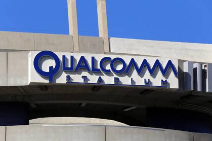 Qualcomm Stadium in San Diego
