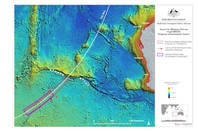 MH 370 Search Zone