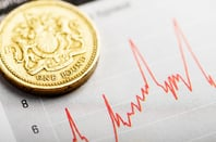 UK pound crashes after Brexit