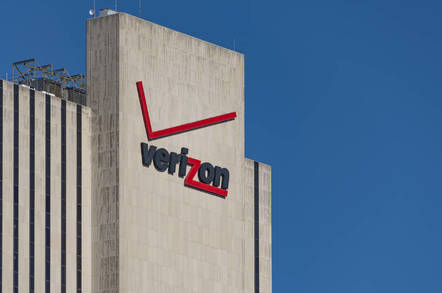 Verizon corporate building