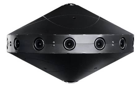 Facebook's Surround 360 Camera