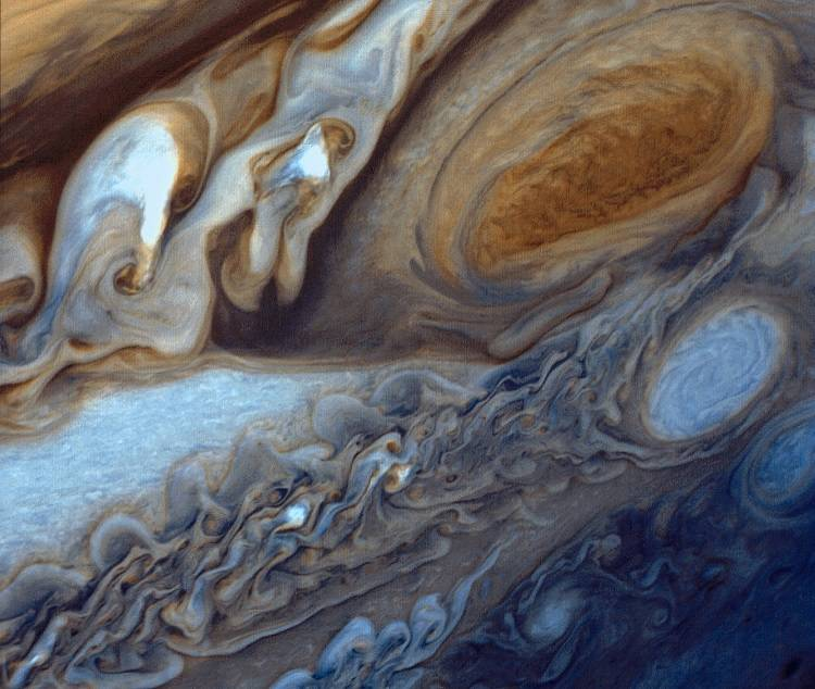 NASA peers through its SpeX: Aha! Jupiter's globe-warming hotspot