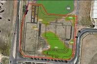 Sketch of AirTrunk's planned data centre in Derrimut, Melbourne