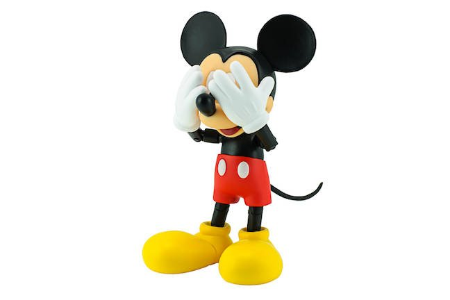 Disneybranded internet filter had Mickey Mouse security The