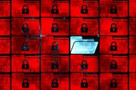 Image by Maksim Kabakouhttp://www.shutterstock.com/pic-362745248/stock-photo-privacy-concept-broken-shield-on-wall-background.html