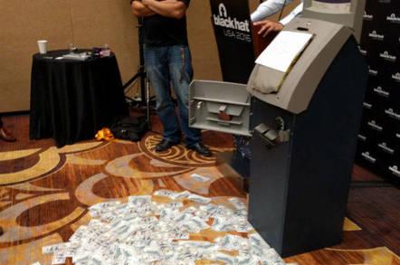 IBM, ATMs – WTF? Big Blue to probe cash machines, IoT, vehicles, etc