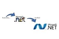 Microsoft.net logos